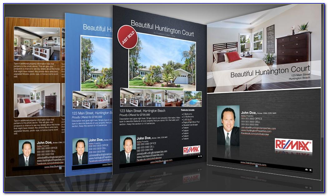 Real Estate Flyer Templates For Word
