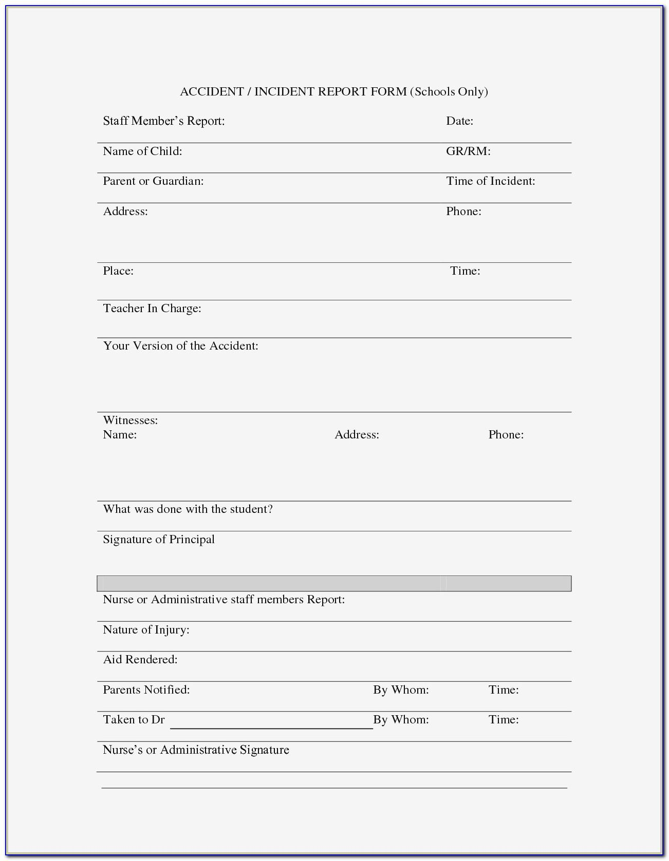Rental Property Condition Report Template Nsw