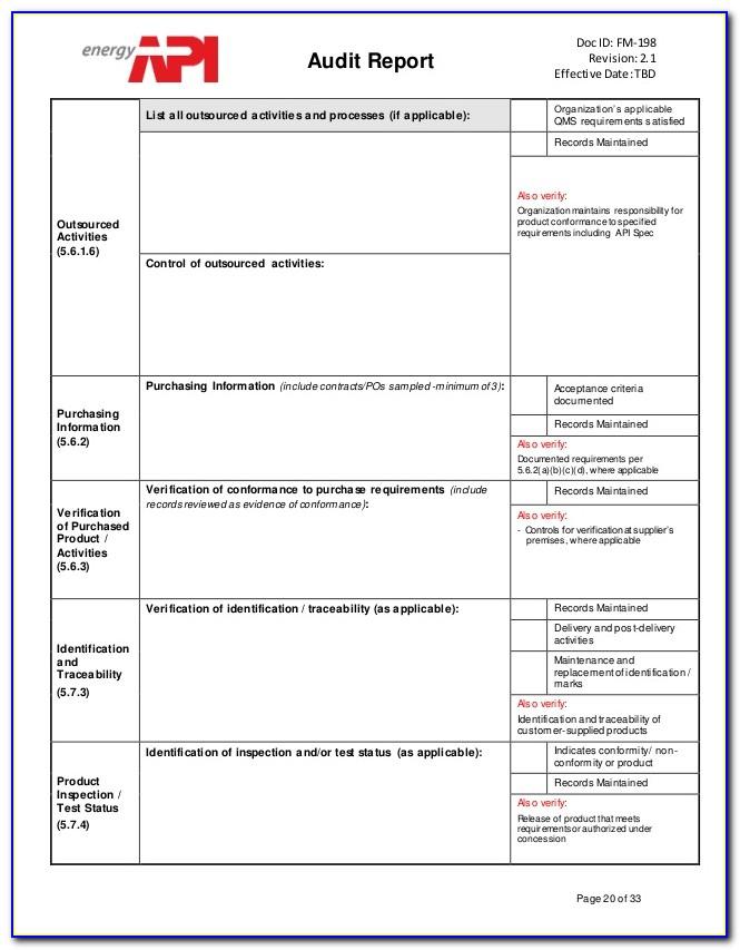 Sample Qa Test Strategy Document