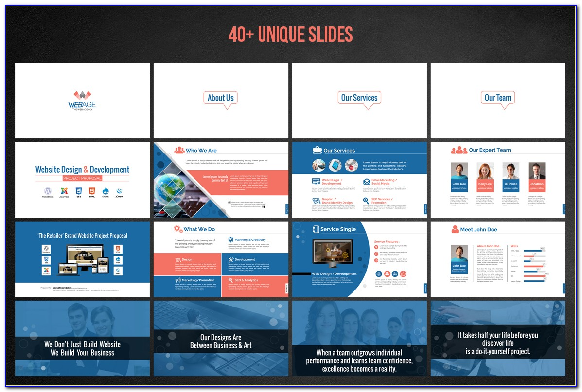 Best Sales Powerpoint Templates Free