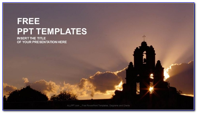 Church Powerpoint Themes Free