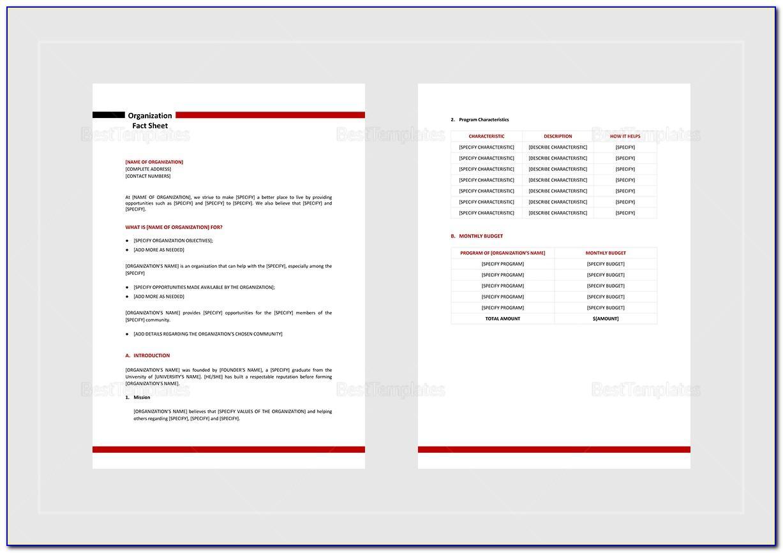 Free Organizational Chart Template For Mac