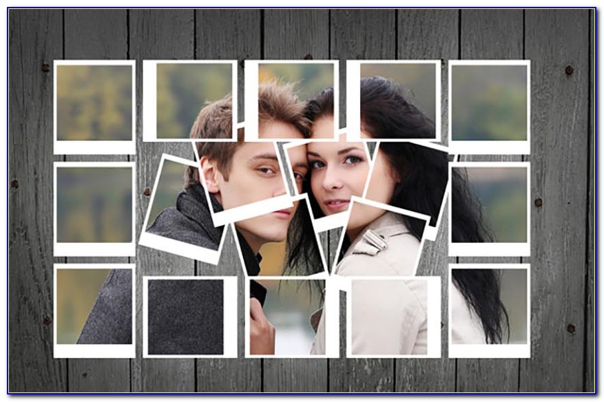 Free Photo Collage Templates Photoshop