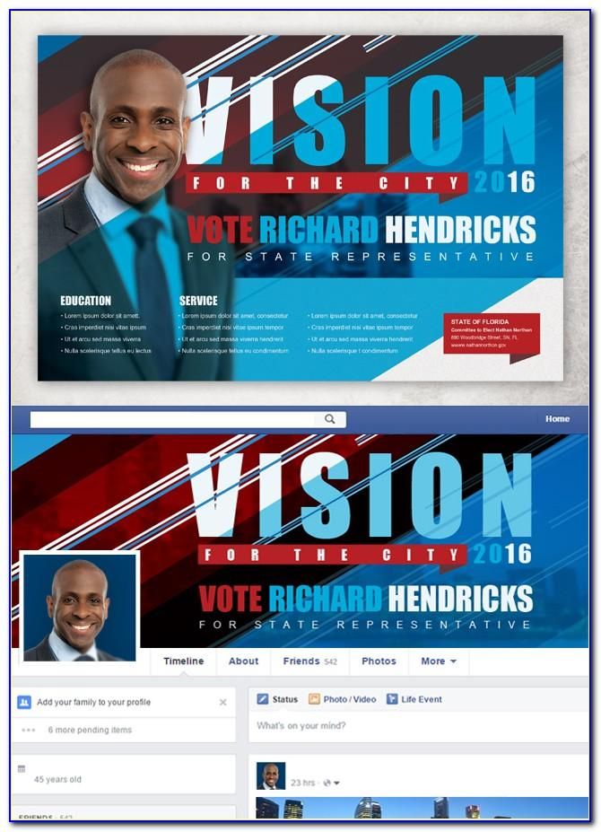 Free Political Campaign Design Templates