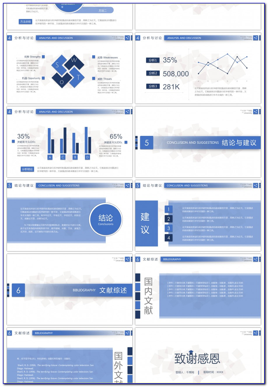 Free Powerpoint Template For Sales Presentation