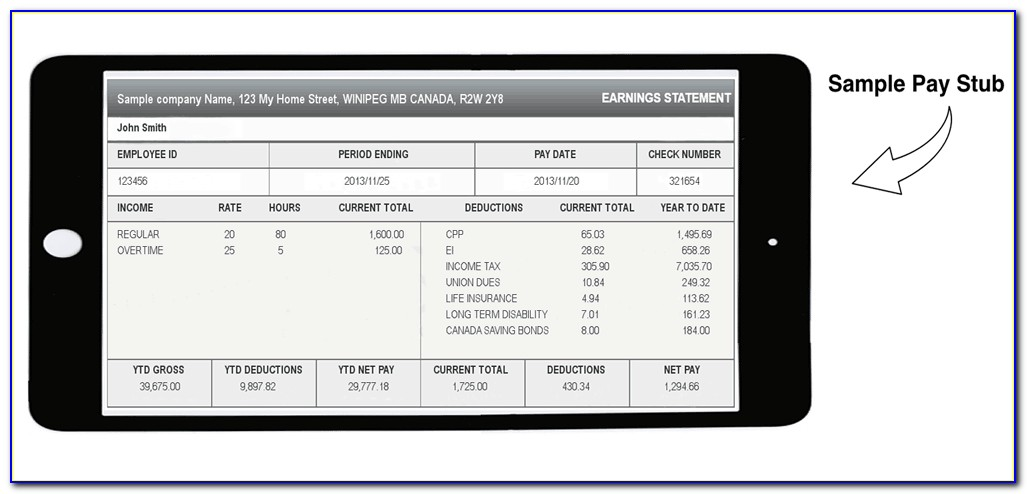Hourly Wage Calculator Excel Template