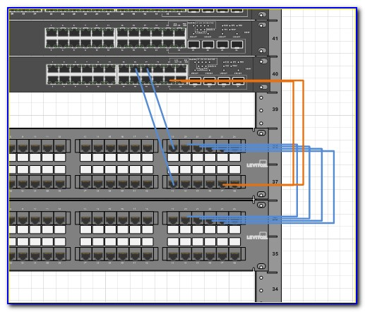 Leviton Patch Panel Label Template Excel