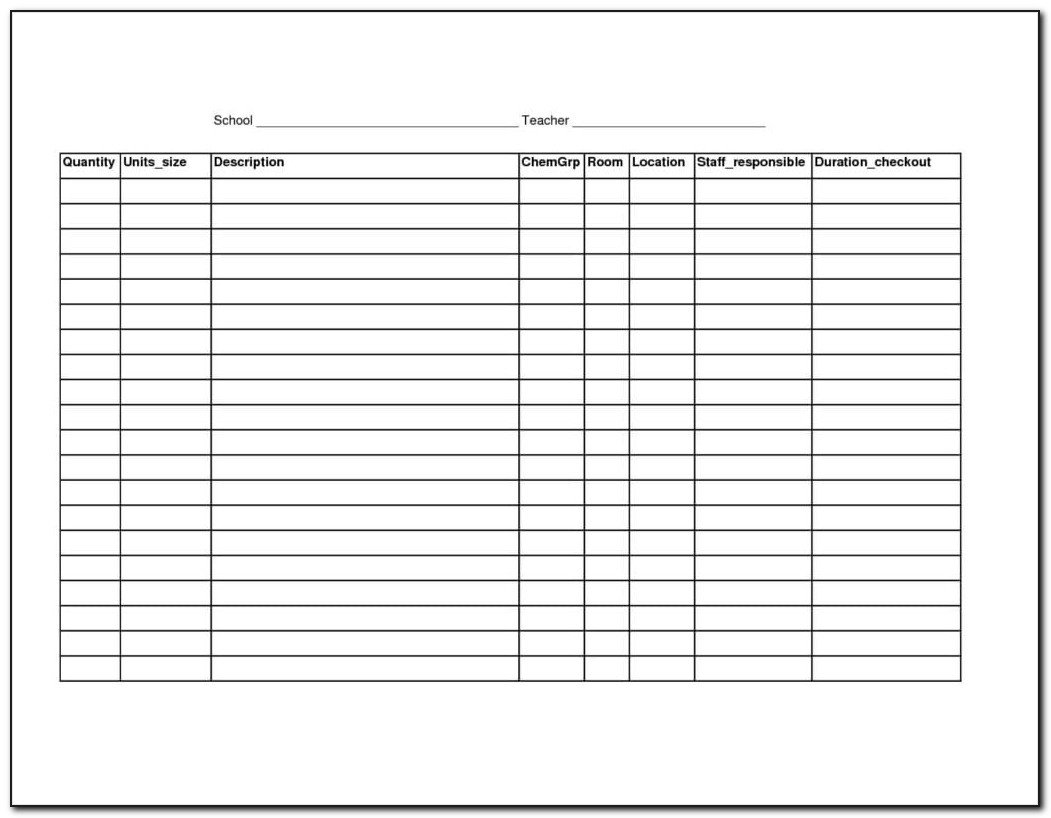 Microsoft Excel Payroll Spreadsheet Template