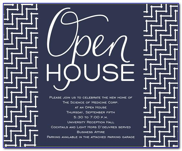 Mortgage Open House Flyer Template Free