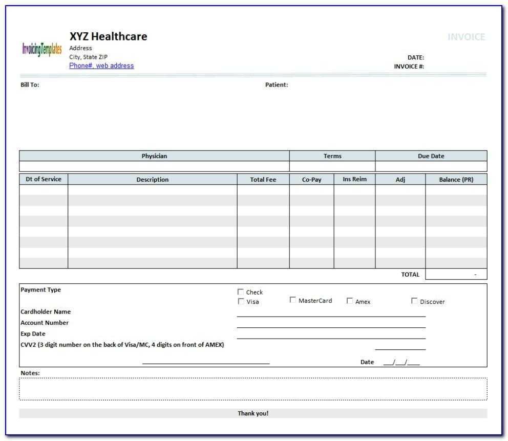 Open Office Templates Invoice Free
