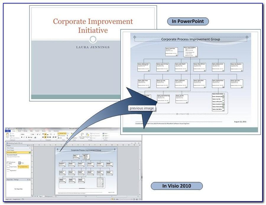 Org Chart Template Visio 2007