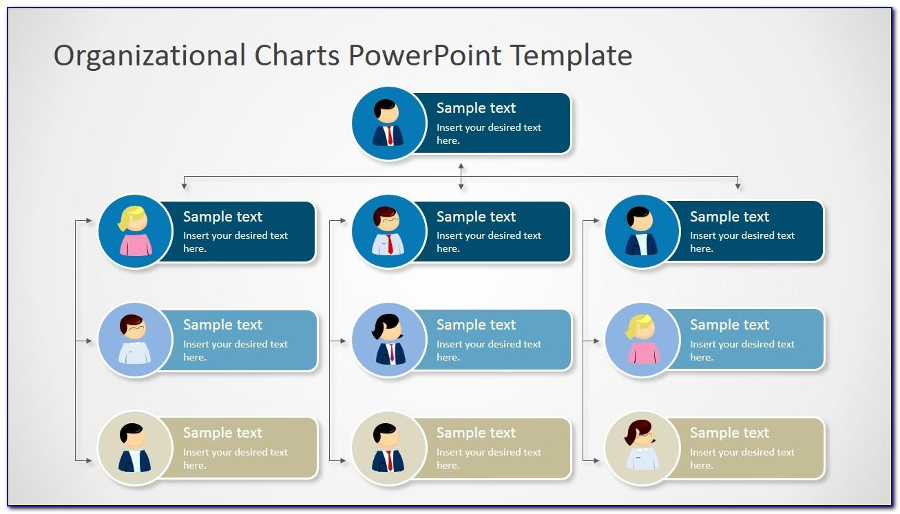 Org Chart Templates For Powerpoint