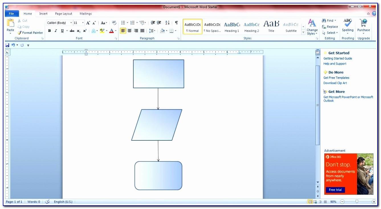 Organization Chart Template Doc
