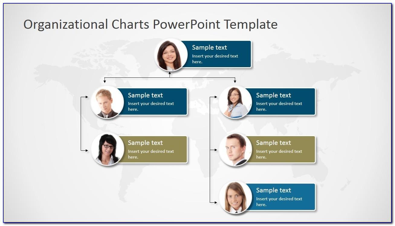 Organization Chart Template Ppt Download