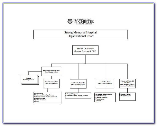 Organization Chart Visio Template Download