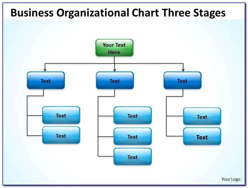 Organizational Chart Template Word Free