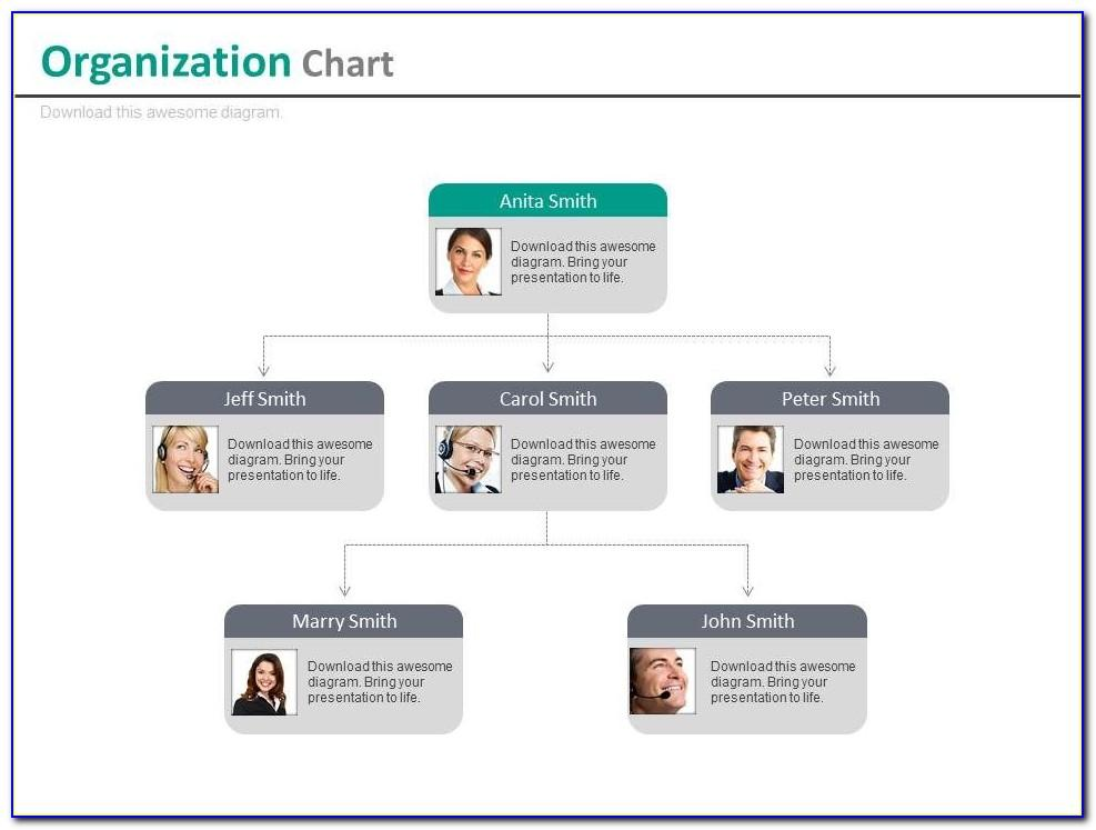 Organizational Charts Templates Download Free