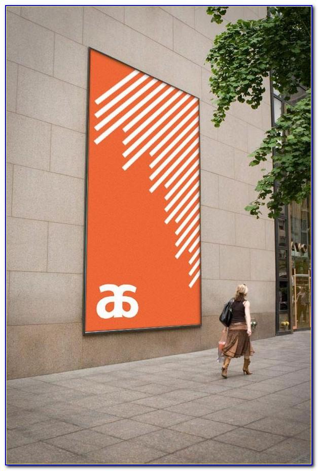 Outdoor Banner Template Photoshop