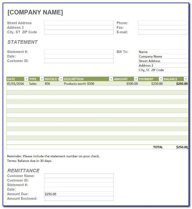 Overdue Invoice Reminder Sample