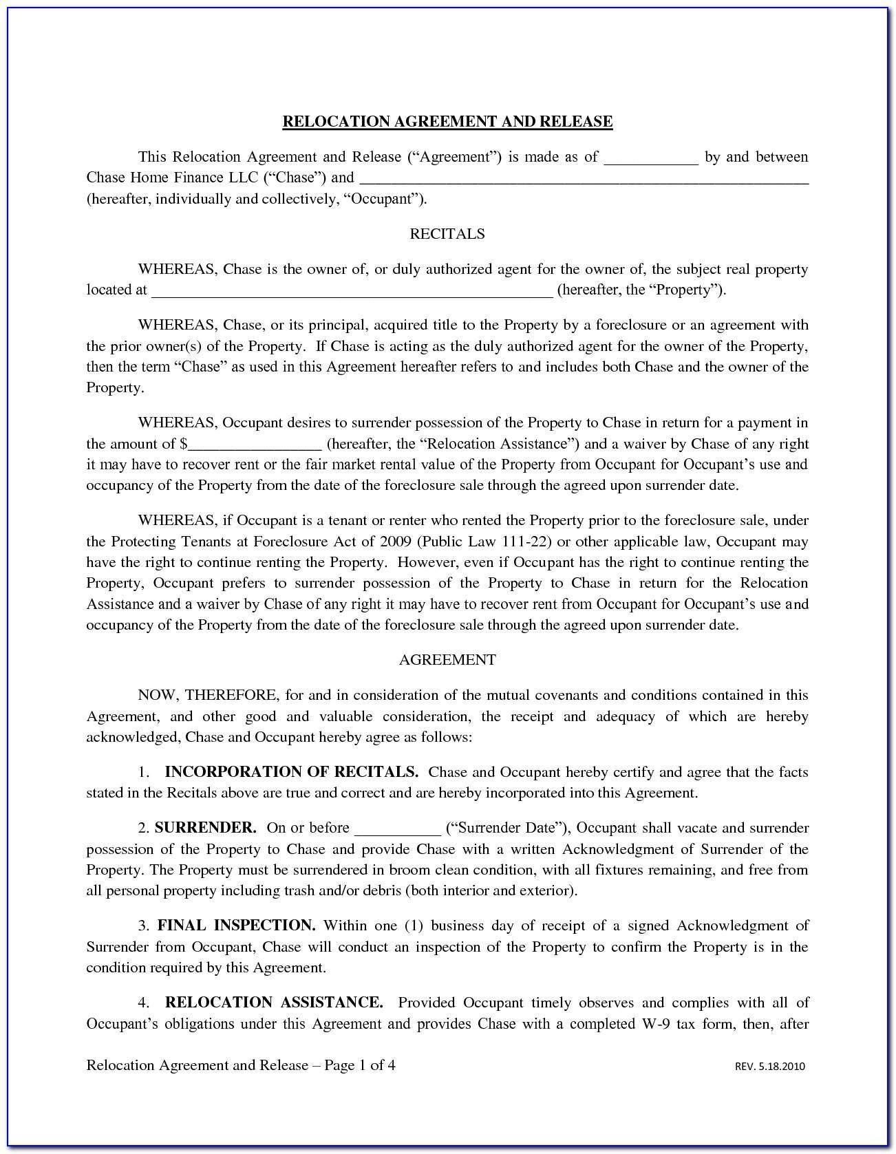 owner finance agreement form