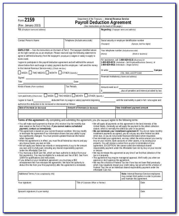 Payroll Confidentiality Agreement Template