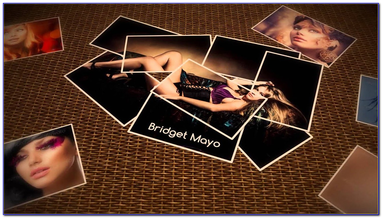 Photo Collage Template After Effects
