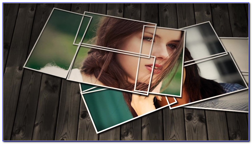 Photo Montage Template After Effects Free