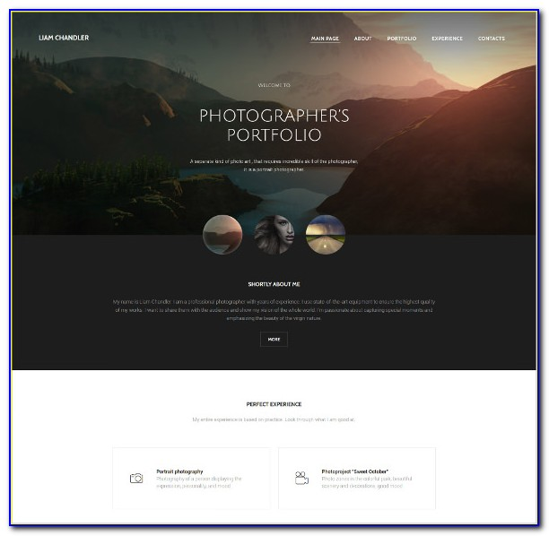 Photographers Contract Template Free