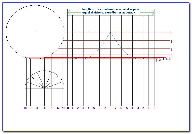 Pipe Layout Templates Free
