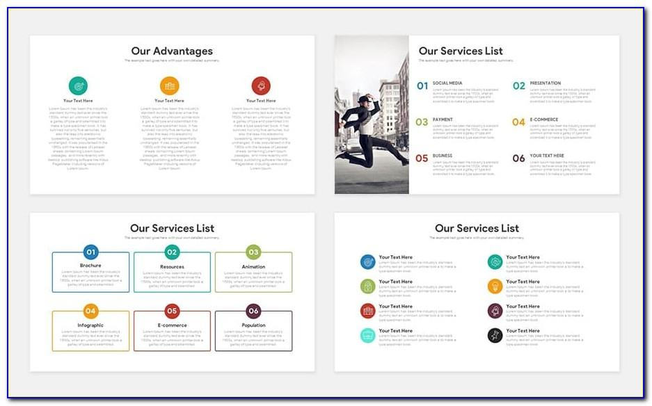 Pitch Deck Template Powerpoint Free Ppt
