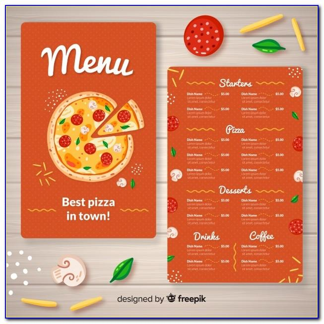 Pizza Franchise Business Plan Template