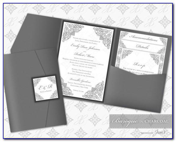 Pocket Folder Template Indesign