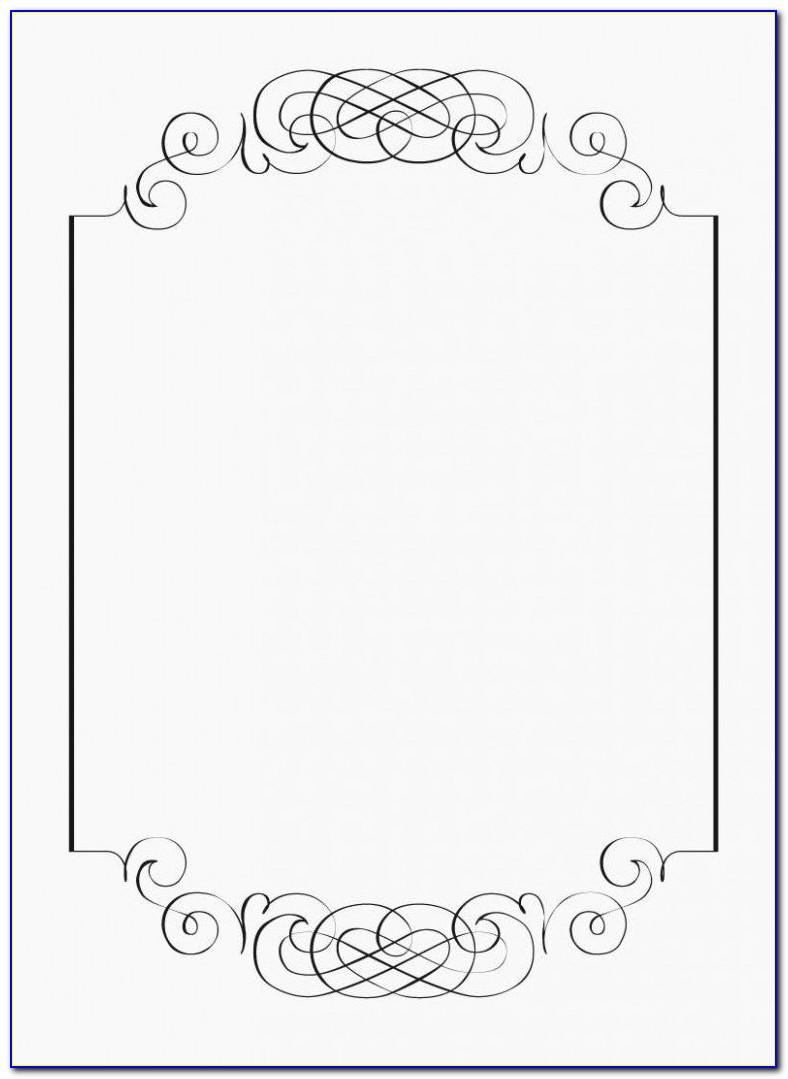 Polaroid 240 Decorative Labels Template