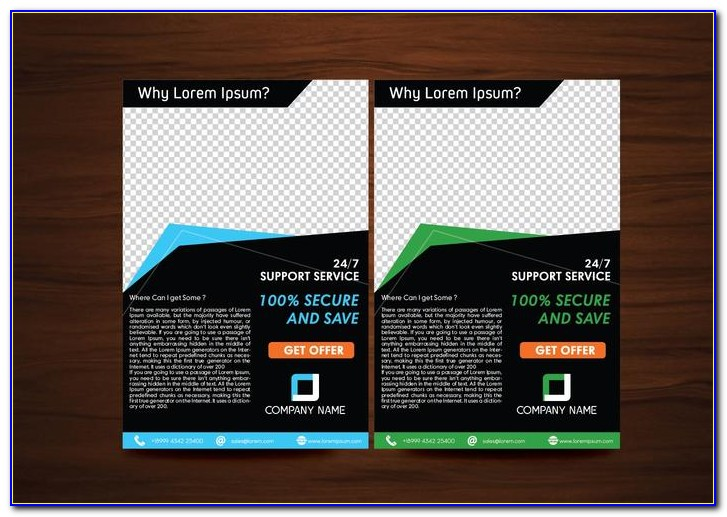Poster Designs Templates Vector