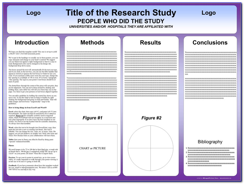 Poster Ppt Template Free Download