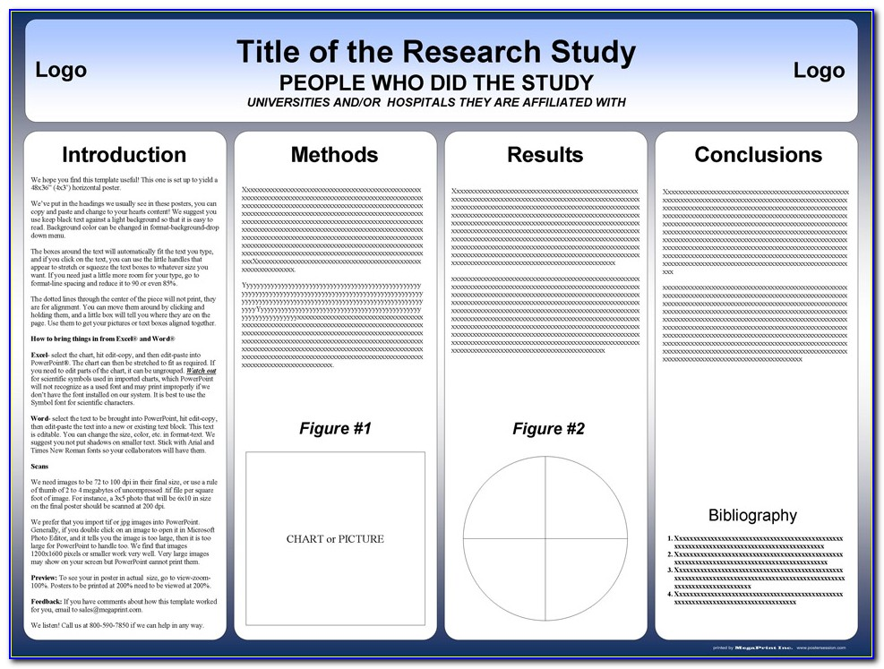 Poster Presentation Template Downloads