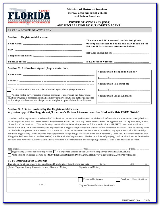 Power Of Attorney Form California Real Estate