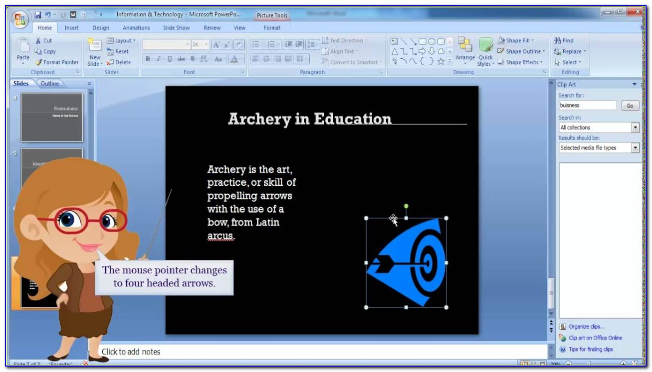 Powerpoint Animation Free Download 2007