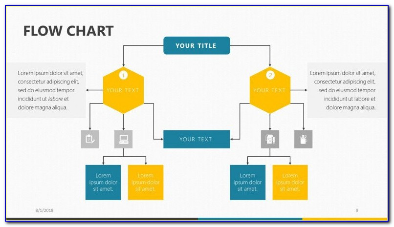 Powerpoint Flow Charts Templates