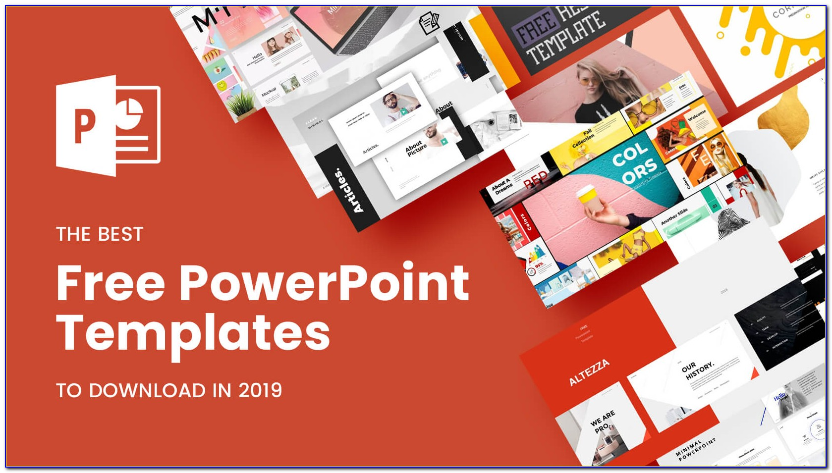 Powerpoint Master Slide Template Download
