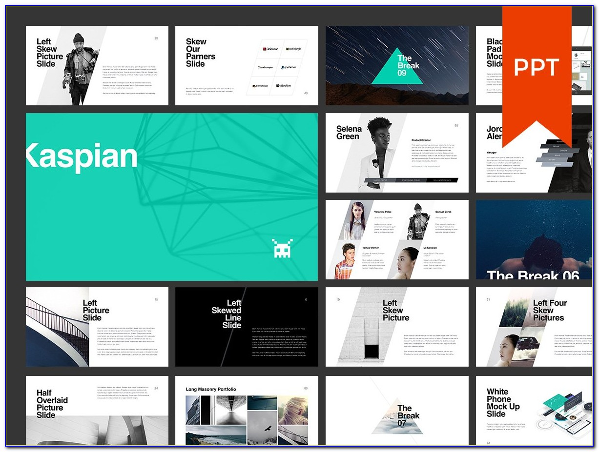 Powerpoint Presentation Template Design Free Download