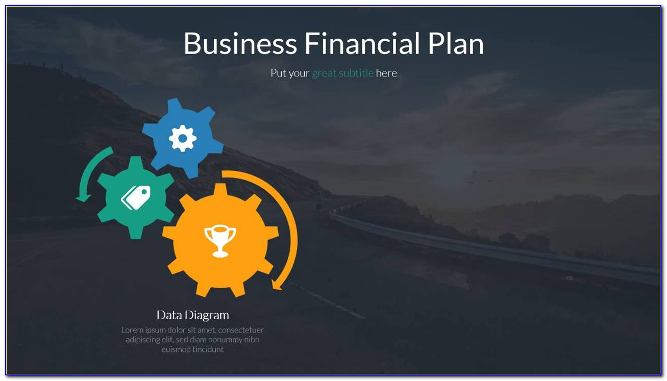 Powerpoint Presentation Template For Business