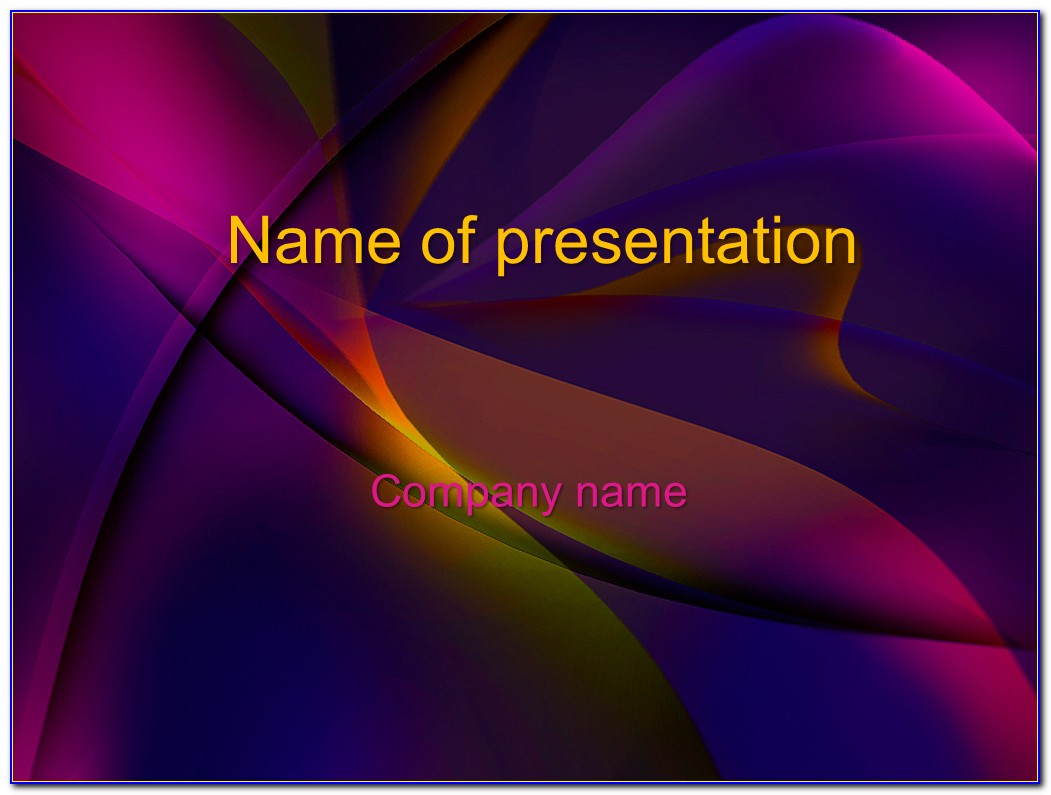 Powerpoint Presentation Templates For Business