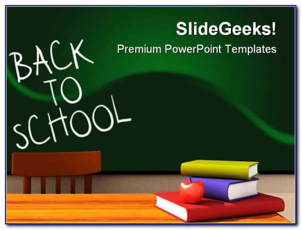 Powerpoint Presentation Templates For Teaching
