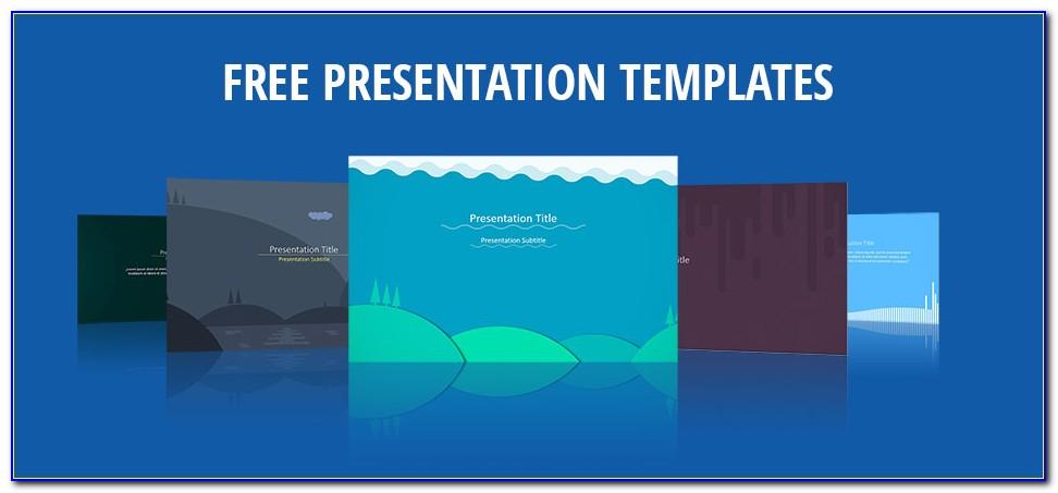 Powerpoint Presentation Templates Microsoft Free
