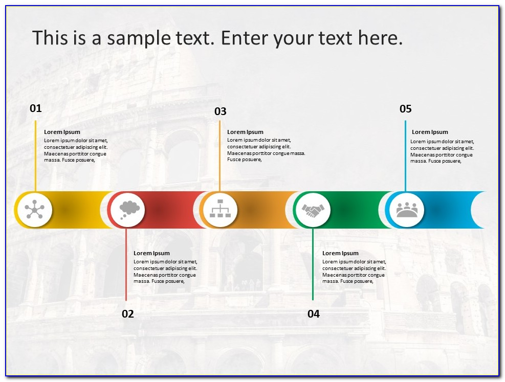 Powerpoint Roadmap Templates Free