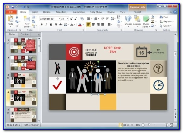 Powerpoint Slide Template Designs