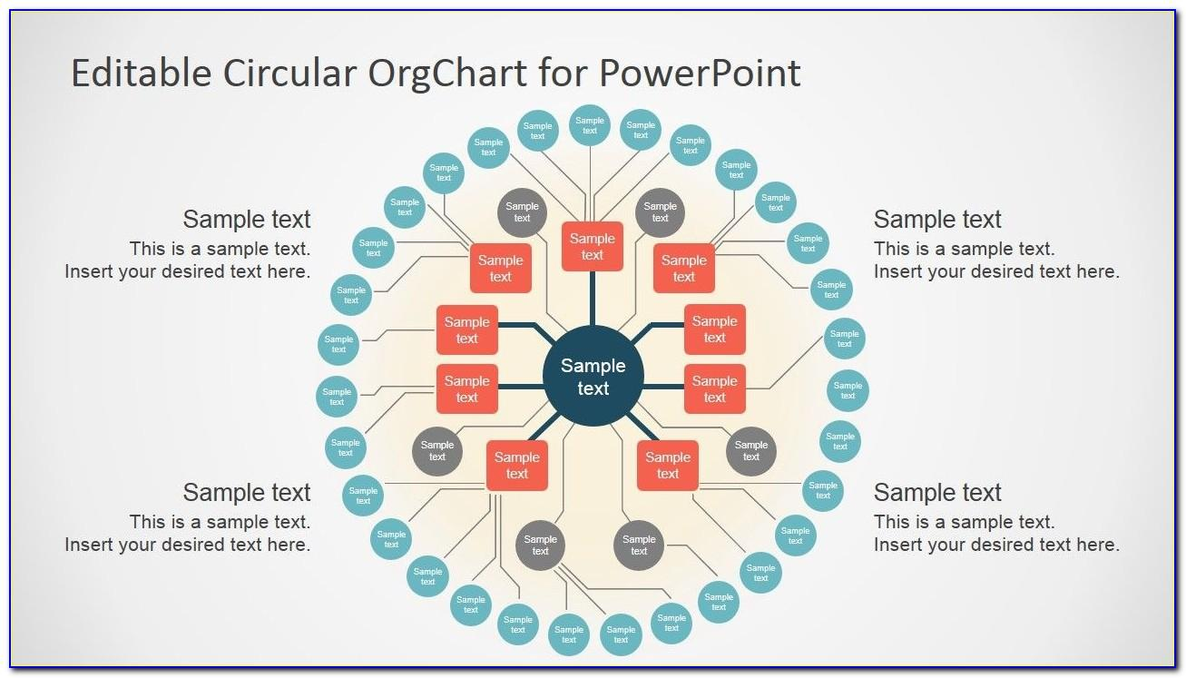 Powerpoint Templates Free Download Organizational Chart