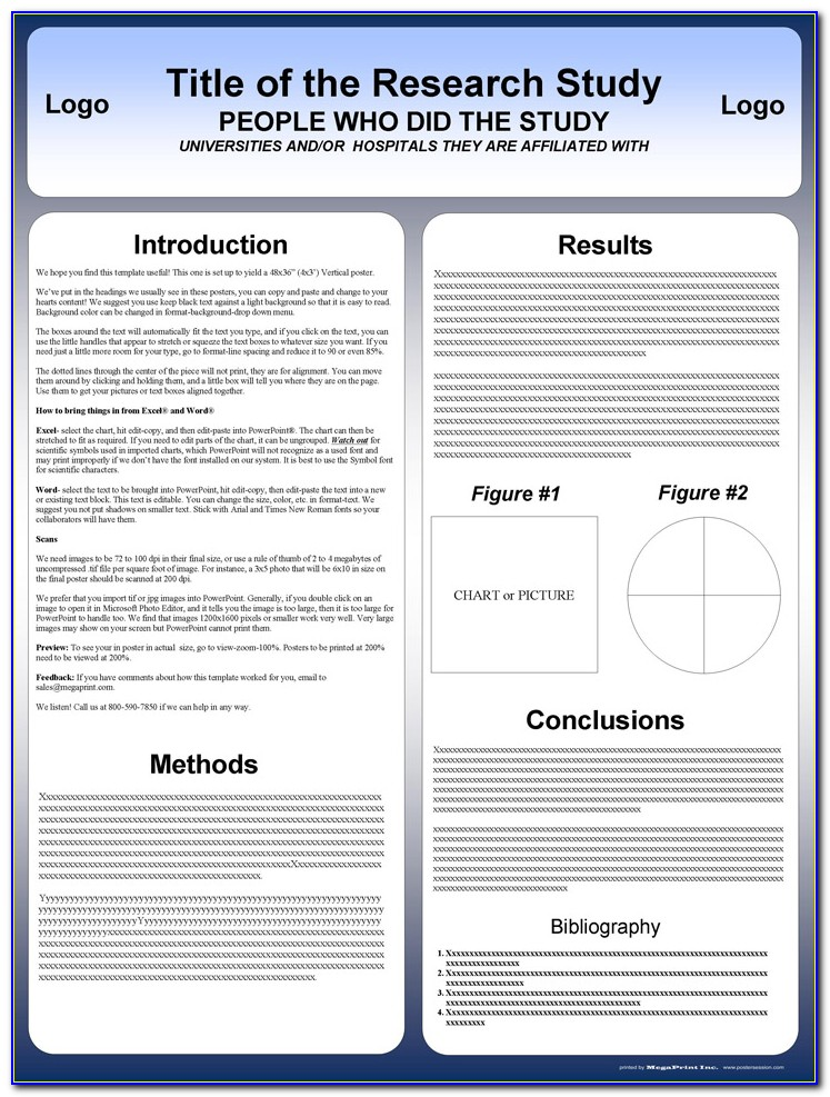 Ppt Poster Template Download