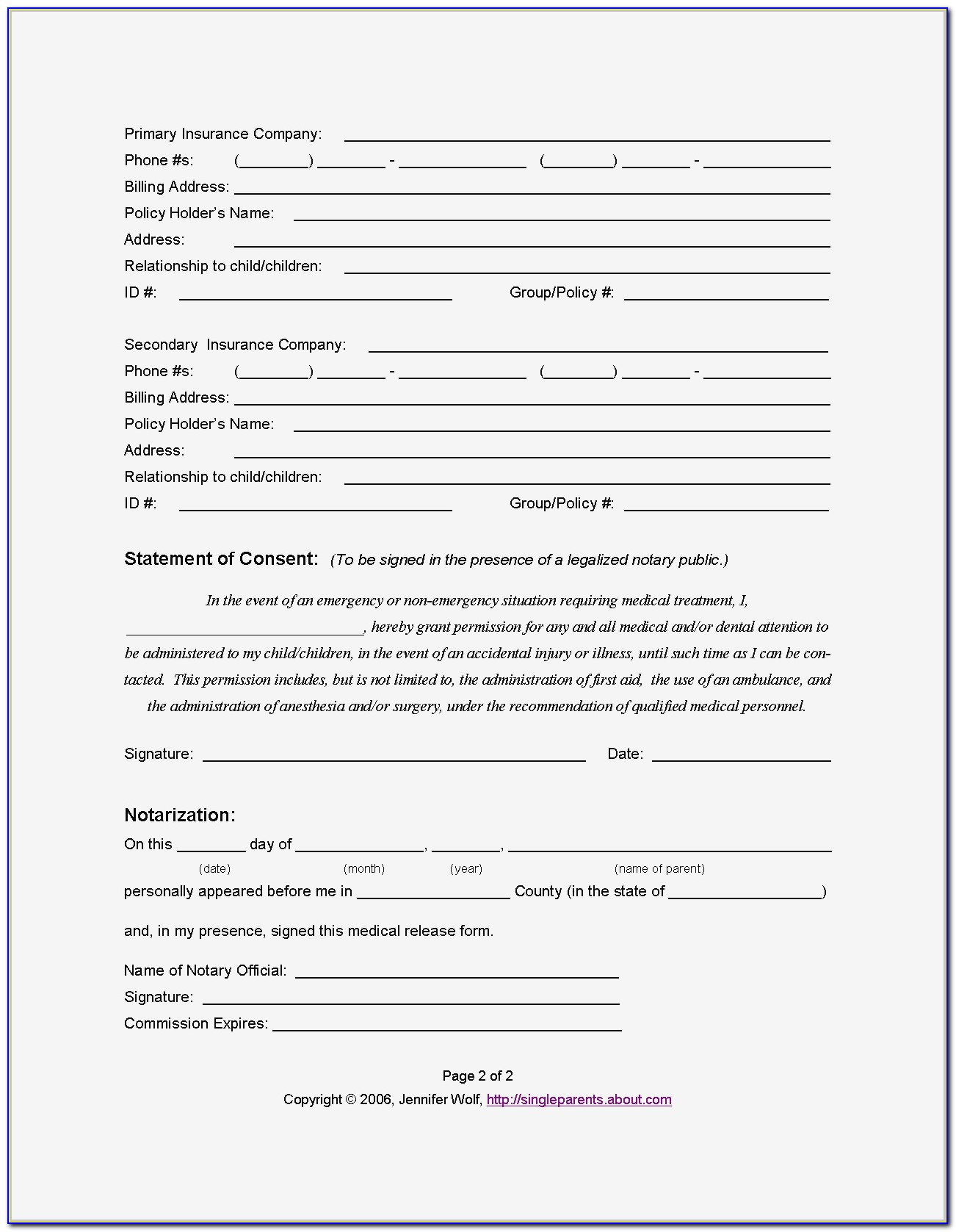 Special Power Of Attorney Template Doc